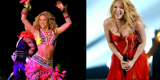 Shakira to sing at third World Cup closing ceremony