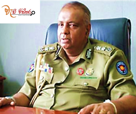 Former IGP Balasuriya questioned at CID