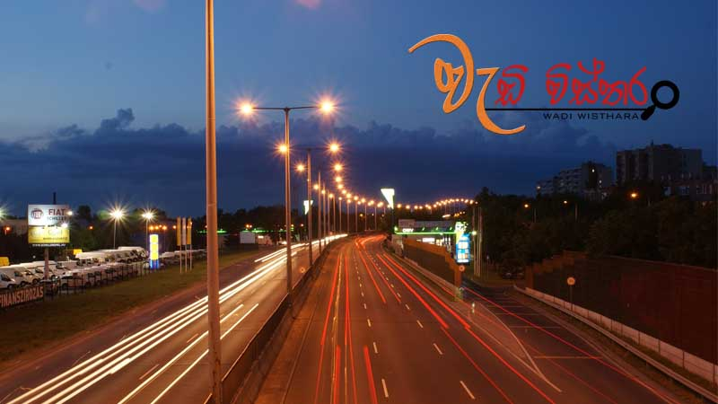 The Ruwanpura Expressway - Colombo to Ratnapura