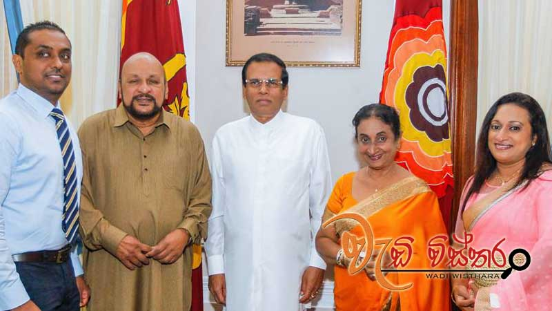 Visharada Sanath Nandasiri has been appointed as Chancellor of the University of the Visual & Performing Arts.