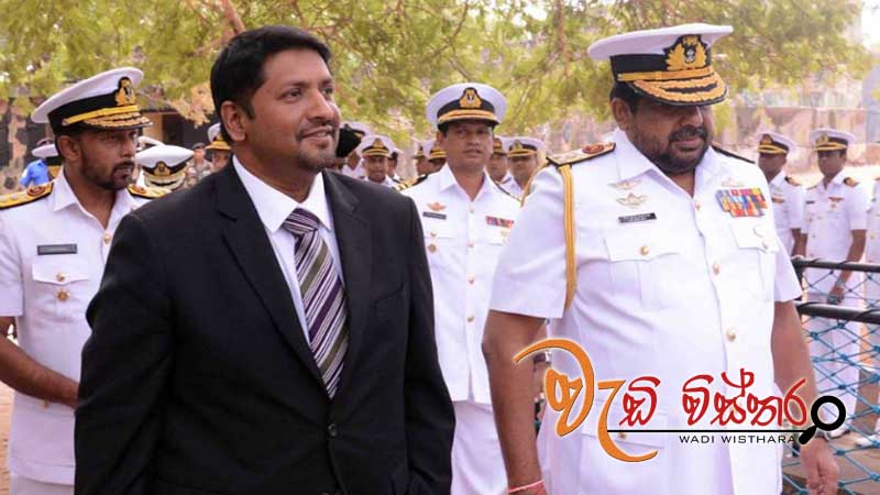 Sri Lanka Navy is bound to protect our Waters, Maritime boundaries - Minister Ruwan Wijewardene