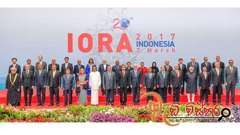 Indian Ocean Rim Association Summit commences