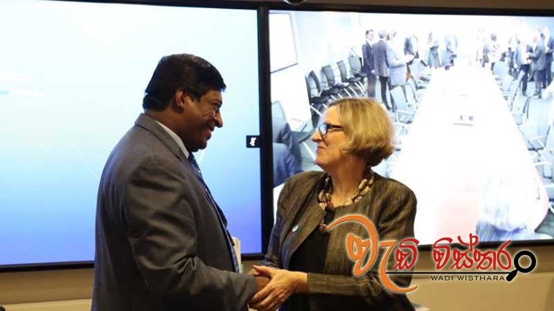 imf-wb-praise-countrys-economic-performance-minister-ravi-karunanayake