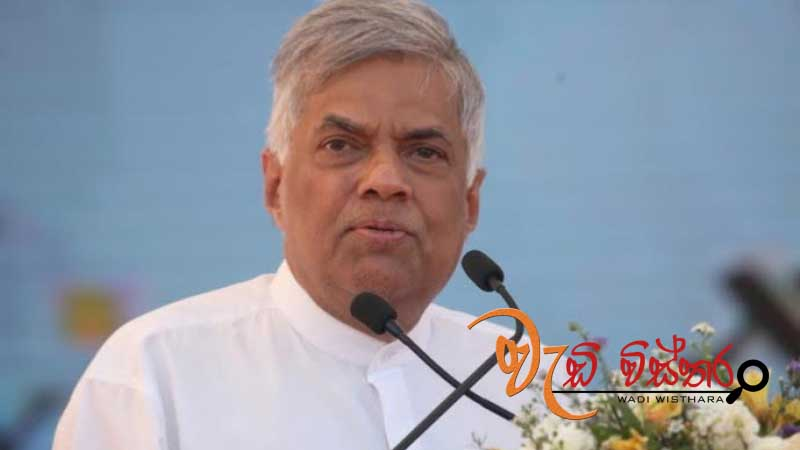Government has a huge program for upcountry – PM Ranil