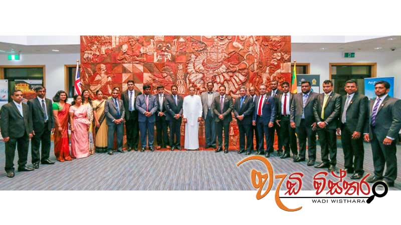 president-meets-sri-lankan-community-in-canberra