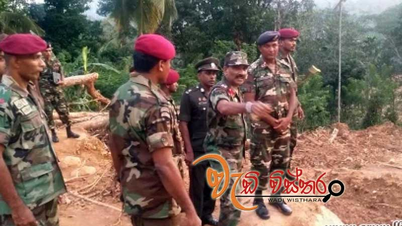army-commander-observes-affected-areas-in-matara