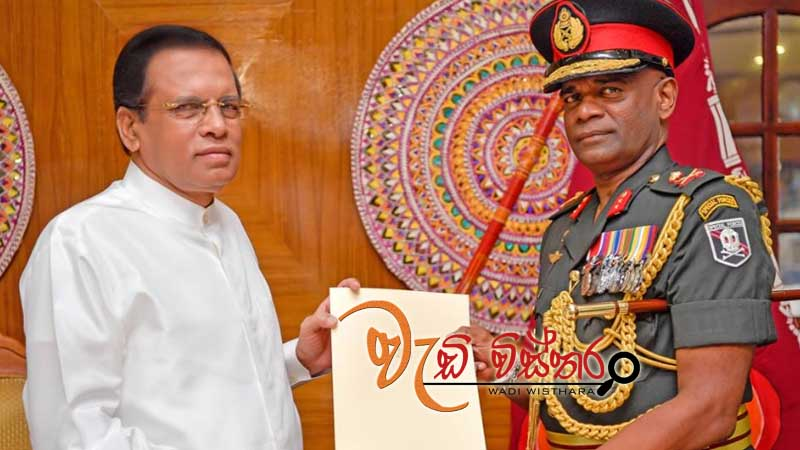 new-commander-army-he-received-his-letter-appointment-from-president-maithripala