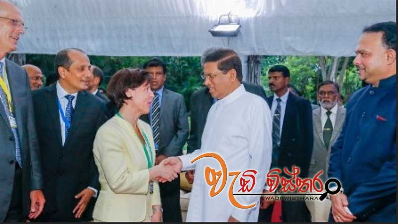 representatives-colombo-international-tea-convention-meet-president