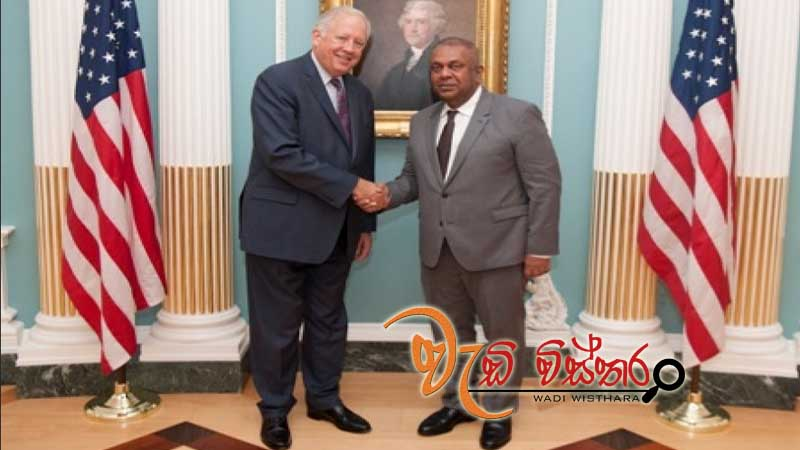 finance-minister-meets-us-under-secretary-in-washington