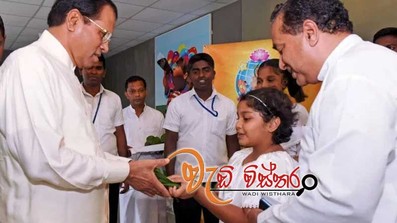 maithri-bhushana-awrds-ceremony-held-under-presidents-patronage