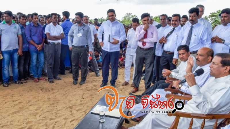 president-commences-grama-shakthi-peoples-movement-to-promote-rural-life