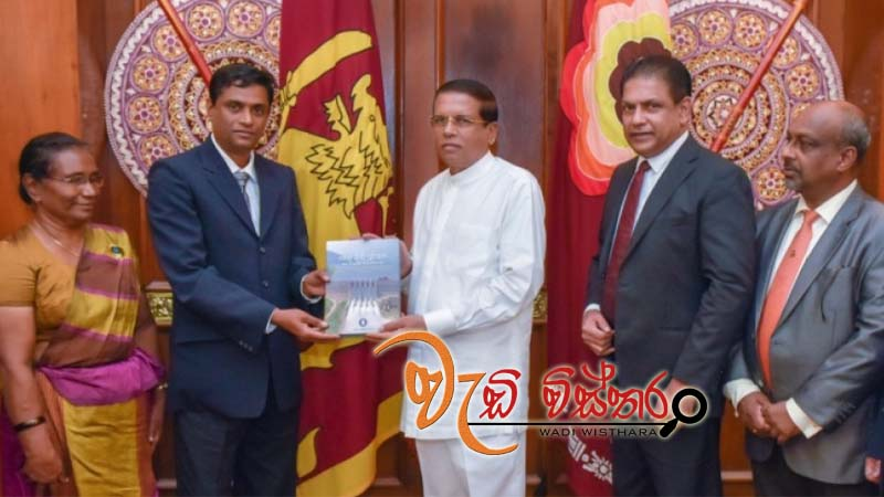 book-on-irrigation-titled-hela-wari-purawatha-presented-to-president
