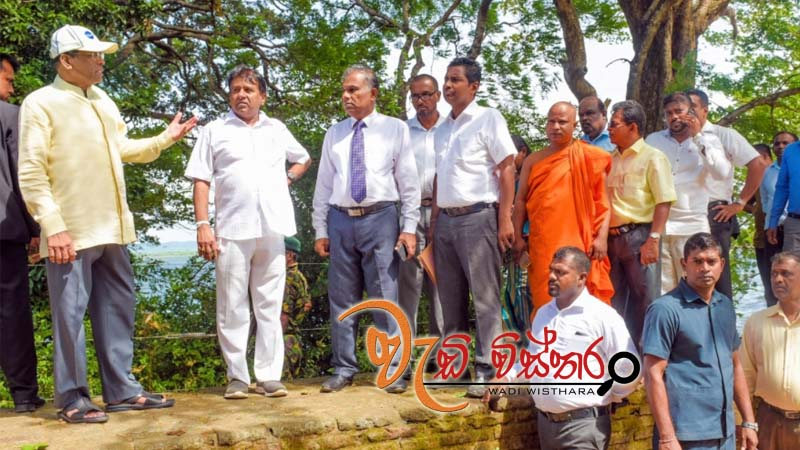 president-orders-measures-to-control-parakrama-samudraya-pollution