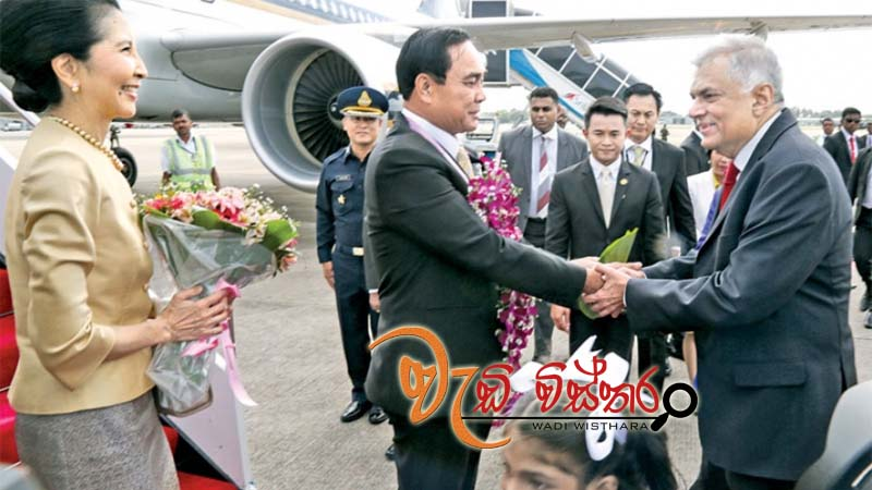 thailand-sri-lanka-signed-four-mous