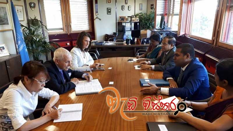 minister-telecommunication-digital-infrastructure-foreign-employment-harin-fernando-holds-discussions-dg-iom-sg-itu