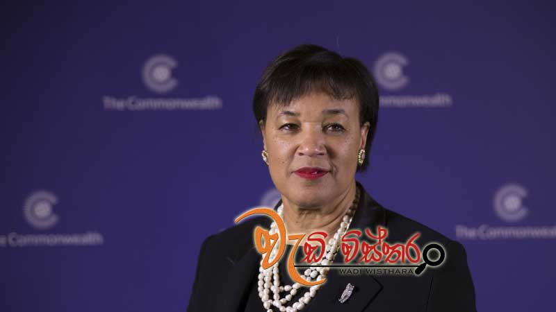 commonwealth-secretary-generals-sri-lankan-visit-begins-tomorrow
