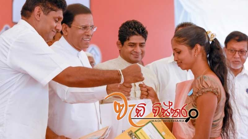 construction-1200-houses-in-semata-sevana-gramashakthi-model-village-project